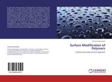 Borítókép a  Surface Modification of Polymers - hoz