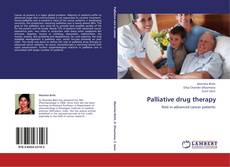 Portada del libro de Palliative drug therapy