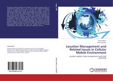 Buchcover von Location Management and Related Issues in Cellular Mobile Environment
