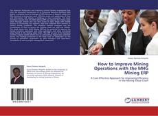 Bookcover of How to Improve Mining Operations with the MHG Mining ERP