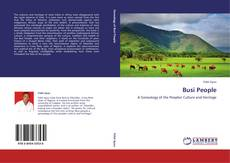 Bookcover of Busi People