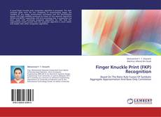 Capa do livro de Finger Knuckle Print (FKP) Recognition