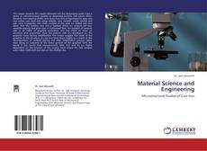 Couverture de Material Science and Engineering