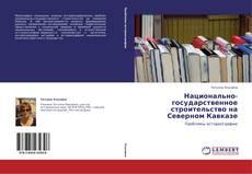 Bookcover of Национально-государственное строительство на Северном Кавказе