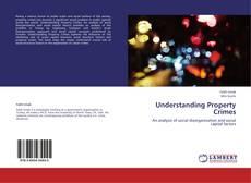 Bookcover of Understanding Property Crimes