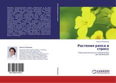 Buchcover von Растения рапса и стресс