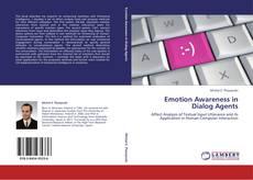 Emotion Awareness in Dialog Agents的封面
