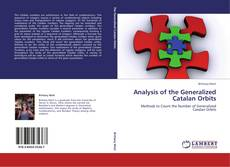 Portada del libro de Analysis of the Generalized Catalan Orbits