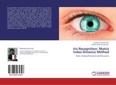 Обложка Iris Recognition: Matrix Index Distance Method