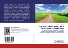 Bookcover of Горец забайкальский в Северном Казахстане