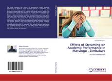 Buchcover von Effects of Streaming on Academic Performance  in Masvingo , Zimbabwe
