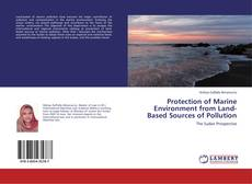 Protection of Marine Environment from Land-Based Sources of Pollution的封面