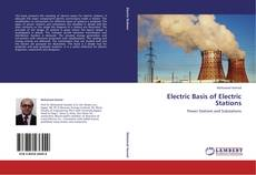 Buchcover von Electric Basis of Electric Stations