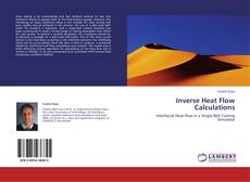 Bookcover of Inverse Heat Flow Calculations