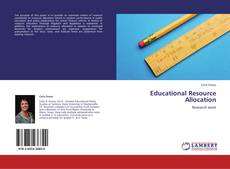 Portada del libro de Educational Resource Allocation