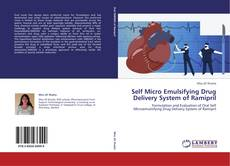 Bookcover of Self Micro Emulsifying Drug Delivery System of Ramipril