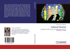 Capa do livro de Cultural Tourism