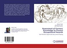 Buchcover von Assessment of Farmers' Knowledge to Prevent Occupational Hazards