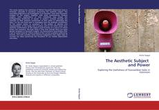 Bookcover of The Aesthetic Subject and Power