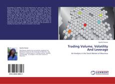 Bookcover of Trading Volume, Volatility And Leverage
