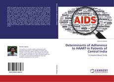 Bookcover of Determinants of Adherence to HAART in Patients of Central India