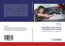 Bookcover of Incredible Years Parent Management Training