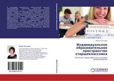 Bookcover of Индивидуальное   образовательное пространство  старшеклассника