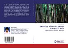 Bookcover of Valuation of Tourist Sites in North East India