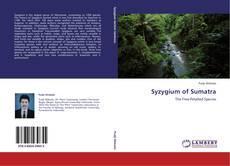 Borítókép a  Syzygium of Sumatra - hoz