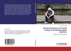 Couverture de Social Exclusion of Youth Living in Disadvantaged Districts