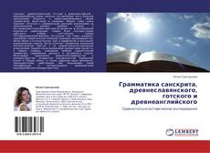 Copertina di Грамматика санскрита, древнеславянского, готского и древнеанглийского