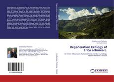 Couverture de Regeneration Ecology of Erica arborea L.