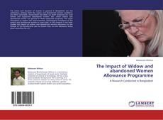 Copertina di The Impact of Widow and abandoned Women Allowance Programme