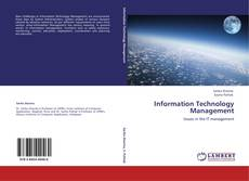 Bookcover of Information Technology Management