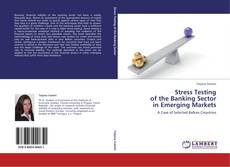 Buchcover von Stress Testing of the Banking Sector in Emerging Markets