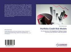Couverture de Portfolio Credit Risk Models