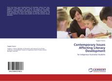 Couverture de Contemporary Issues Affecting Literacy Development