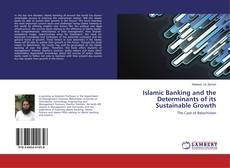 Bookcover of Islamic Banking and the Determinants of its Sustainable Growth
