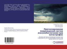 Обложка Прогнозирование повреждений систем жизнеобеспечения при катастрофах