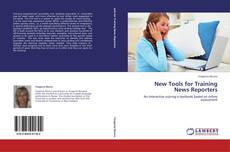 Buchcover von New Tools for Training News Reporters