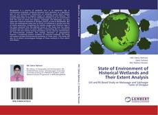 Capa do livro de State of Environment of Historical Wetlands and Their Extent Analysis