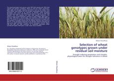 Обложка Selection of wheat genotypes grown under residual soil moisture