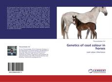 Genetics of coat colour in horses kitap kapağı