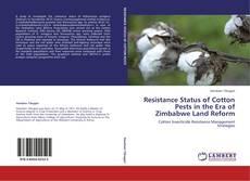Portada del libro de Resistance Status of Cotton Pests in the Era of Zimbabwe Land Reform