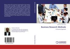 Bookcover of Business Research Methods