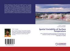 Copertina di Spatial Variability of Surface Temperature