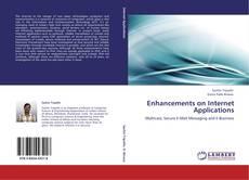 Portada del libro de Enhancements on Internet Applications