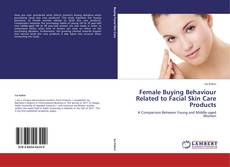 purchasing behaviour on skin care products essay