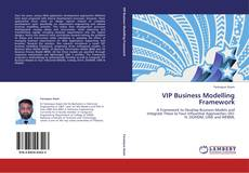 Capa do livro de VIP Business Modelling Framework