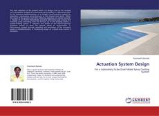 Couverture de Actuation System Design